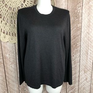 Banana Republic XL Silk Cashmere Sweater